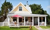 Serenity Farm House Inn - A Bed and Breakfast Resort - Wimberley, TX: 2- or 3-Night Stay with Breakfast, Vineyard Tours, and Wine at Serenity Farmhouse Inn in Texas Hill Country