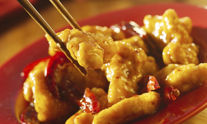 China Glatt - Borough Park: Chinese Dinner for Two or Four for Dine-In or Carry-Out at China Glatt (Up to 51% Off). Three Options Available.