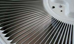 Topline Air Duct Cleaning: $49 for Air-Duct Cleaning from Topline Air Duct Cleaning ($129 Value)
