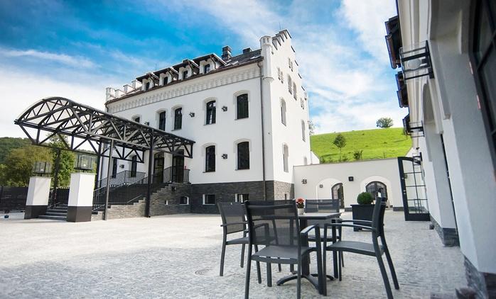 Polen: 1-6 Nächte für Zwei in der Suite inkl. Spa- und Sauna-Eintritt sowie Frühstück od. HP im 4* Hotel Pałac Jugowice