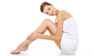 Gigi Aesthetics: One Year of  Laser Hair Removal for Three or Six Areas at Gigi Aesthetics (Up to 56% Off)
