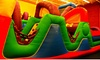Party On - OOB - Parker: Six Indoor Playground Visits or Birthday Party Package for Up to 15 at Party On (Up to 51% Off)