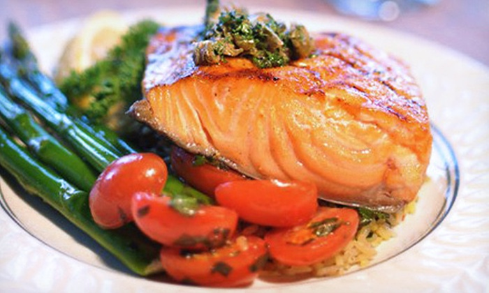 The Fish Market Restaurant - Byward Market - Parliament Hill: Seafood Lunch or Dinner at The Fish Market Restaurant (Half Off)