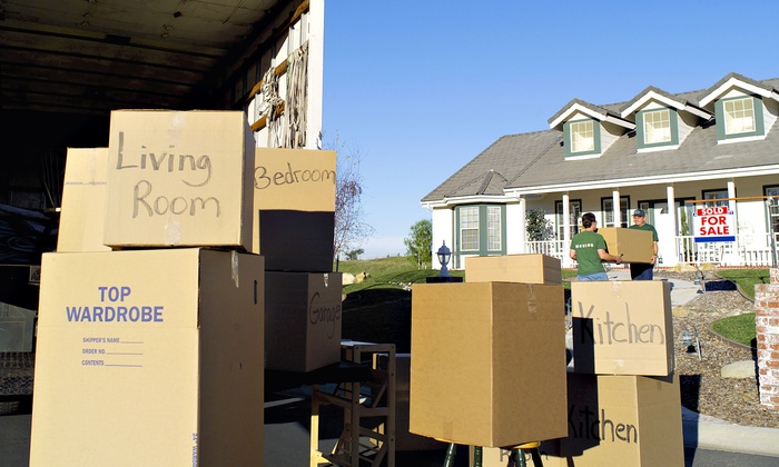 Dependable Movers, LLC - Reed Park: Two or Four Hours of Moving Services with Two Movers and One Truck from Dependable Movers, LLC (Up to 54% Off)