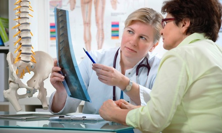 Chiropractic Exam, Any Necessary X-rays, and One or Three Adjustments at Clearview Family Chiropractic (Up to 92% Off)