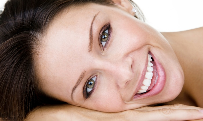 SkyDental - Boynton Beach: Dental Package with Optional Take-Home Whitening Treatment at SkyDental (Up to 82% Off)