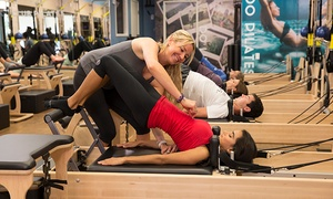 Club Pilates: $115 for a One-Month Unlimited Membership to Club Pilates ($199 Value). 1 Location Available.