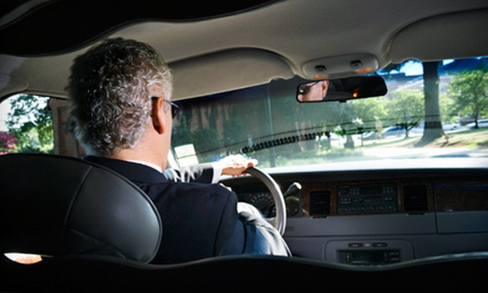 Quick Livery Car Service - Miami: $29 for One-Way Airport Transport or 60 Minutes of General Chauffeur Service from Quick Livery Car Service ($105 Value)
