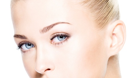 Eyebrow-Waxing Packages with Optional Lip Wax or Eye Tint at Skin by Angie Lorae at Studio DeVine (50% Off)