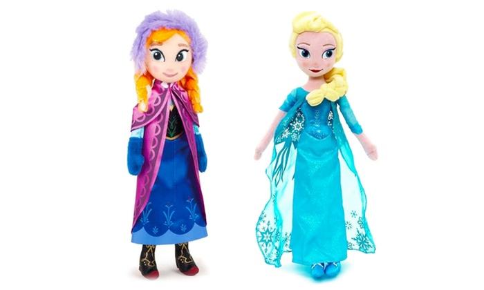 bambola di frozen