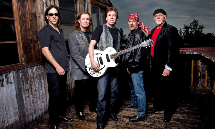 George Thorogood And The Destroyers / Brian Setzer's Rockabilly Riot! - DTE Energy Music Theatre: George Thorogood & The Destroyers/Brian Setzer's Rockabilly Riot! at DTE Energy Music Theatre on June 5 (Up to 40% Off)