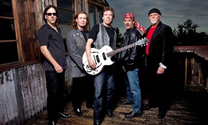 George Thorogood And The Destroyers / Brian Setzer's Rockabilly Riot!: George Thorogood & The Destroyers/Brian Setzer's Rockabilly Riot! at DTE Energy Music Theatre on June 5 (Up to 40% Off)