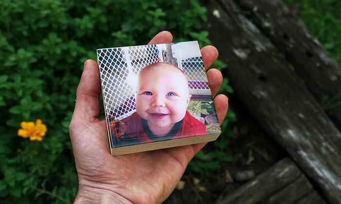Shiner Photo: Custom Photos Mounted on Wood Blocks from Shiner Photo. Multiple Options Available.