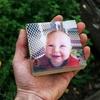 Custom Photo Art on Wood Blocks