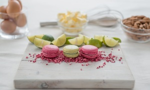Ganache Macaron: Macaron Cooking Class For One or Two at Ganache Macaron (Up to 57% Off)