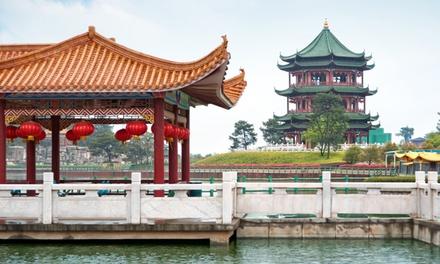Charming Asia Tours — China: 8 noites em hotel para uma pessoa com refeições, transfers e excursões por 425€
