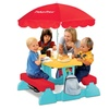 Fisher-Price Lunch N Munch Table with Umbrella