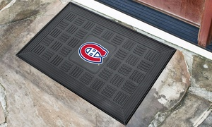 "NHL 19"" x 30"" Vinyl Door Mat"