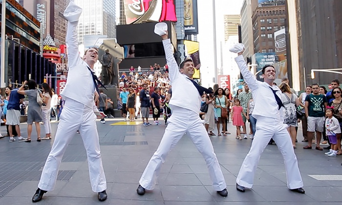 """""""On the Town"""" - Lyric Theatre: Up to 60% Off Broadway's """"On the Town""""  through November 23"""