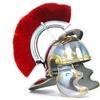 Crested Roman Officer's Helmet
