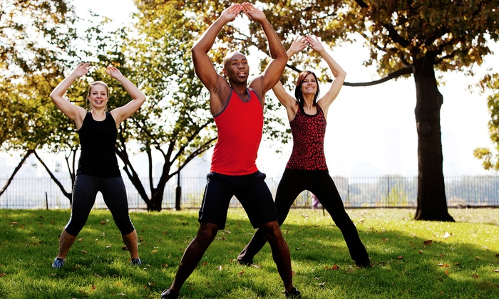 Trimatrix Fitness Llc - Petersburg: 6-Week Outdoor Boot Camp from Trimatrix Fitness (45% Off)