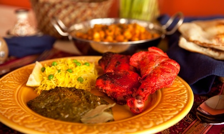 $12 for $20 Worth of Indian Food at Asha Indian Restaurant