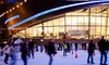 WBT Holiday on Ice - WBT Holiday on Ice: Admission and Skate Rental for One or Two at WBT Holiday On Ice (46% Off)
