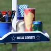 NFL Tailgate Tent-Pole Caddy