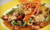 D-Wa Thai Cafe - Southeast Hillsboro: $7 for $14 Worth of Thai Food at D-Wa Thai Cafe