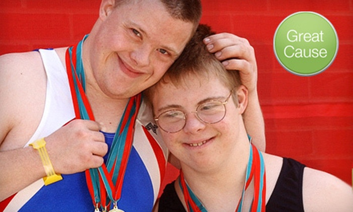 Special Olympics Illinois - Chicago: If 41 People Donate $10, Then Special Olympics Illinois Can Sponsor Three Athletes at Special Olympics Summer Games