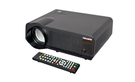 Pyle HD Widescreen Projector with Up to 120