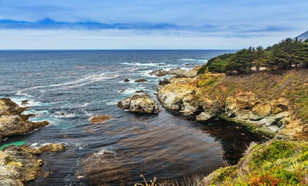 1- or 2-Night Stay for Two in a King or Two-Double Room at Olympia Lodge in Pacific Grove, CA. Combine Multiple Nights.