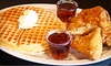 Chicago's Home of Chicken & Waffles - Chicagos Home of Chicken & Waffles: Bronzeville: Fried Chicken, Seafood, and Soul Food at Chicago's Home of Chicken & Waffles (Half Off). Two Options Available.