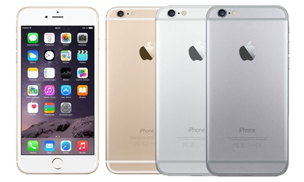 iPhone 6 16 GB, 64 GB oder 128 GB refurbished in der Farbe nach Wahl inkl. Versand