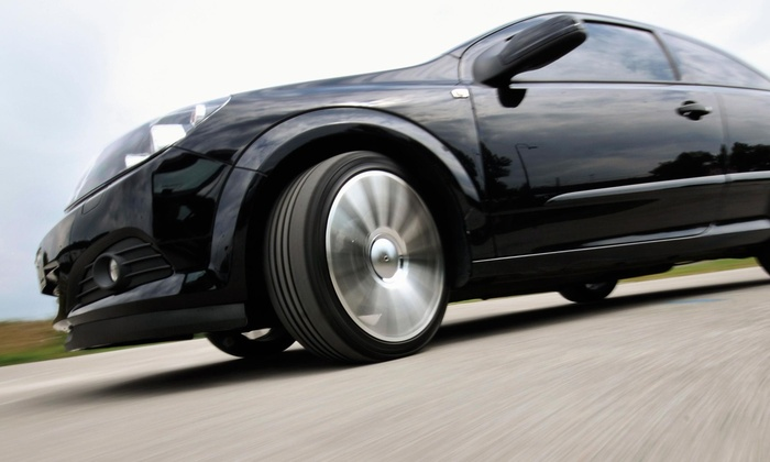 Airpark Tint - North Scottsdale: Window Tinting for a Four-Door Car from Airpark Tint (45% Off)