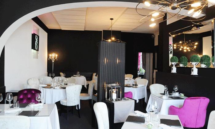 """L'Envigne - Saint-Avertin: Menu """"Aubade gourmande"""" pour 2 personnes valable en semaine ou le week-end dès 49 € au restaurant L'Envigne"""