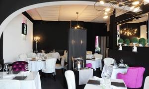 """L'Envigne: Menu """"Aubade gourmande"""" pour 2 personnes valable en semaine ou le week-end dès 49 € au restaurant L'Envigne"""