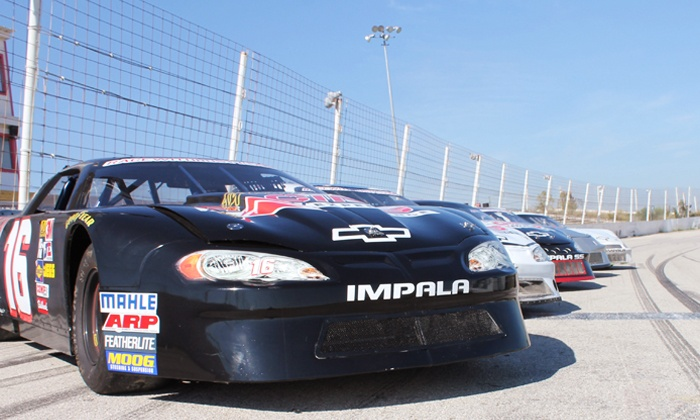 Rusty Wallace Racing Experience - Stafford Motor Speedway: Racing Experience or Ride-Along at Rusty Wallace Racing Experience (Up to 51% Off)