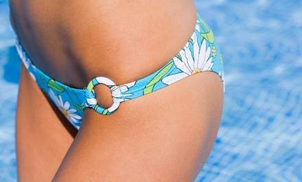 One or Two Brazilian and Bikini Waxes at Sonia Beauty & Skin Care (Up to 68% Off)