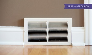 Atlantic Oceans Inc.: 51% Off Air-Duct and Dryer Vent Cleaning from Atlantic Oceans Inc.