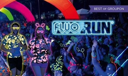 Fluo Run: 8 luglio a Bergamo