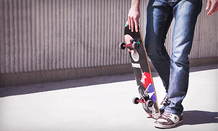 Shred Shop - Skokie: $39.99 for $80 Worth of Snowboard and Skateboard Apparel and Equipment at Shred Shop