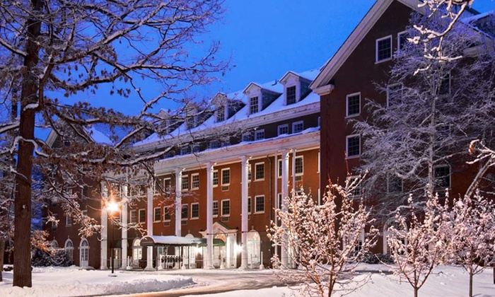null - Albany / Capital Region: Stay at Gideon Putnam Resort & Spa in Saratoga Springs, NY
