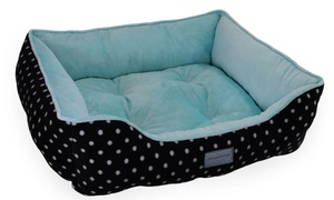 Polka Dots Couch Bed for Dogs at Polka Dots Couch Bed for Dogs, plus 9.0% Cash Back from Ebates.