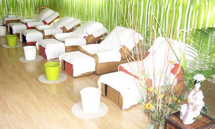 Himalaya Sen - Valley Village: $30 for a 75-Minute Reflexology Massage Package at Himalaya Sen in North Hollywood ($60 Value)