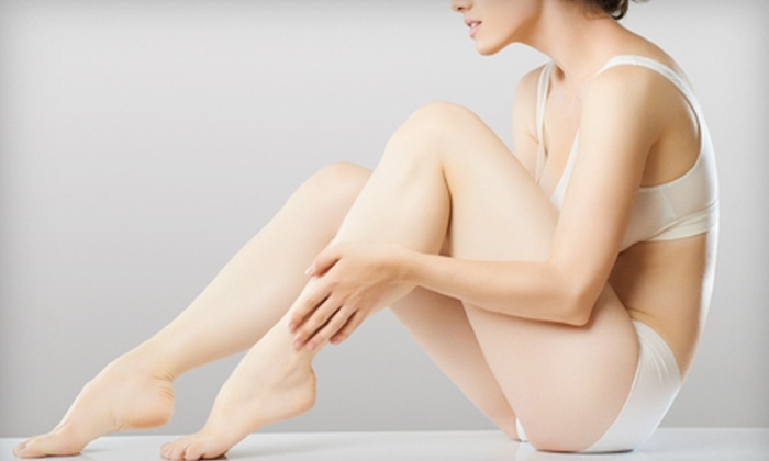 A & B Creative Looks - Multiple Locations: Laser Hair Removal on a Small, Medium, or Large Area, or Full Legs at A& B Creative Looks (Up to 86% Off)