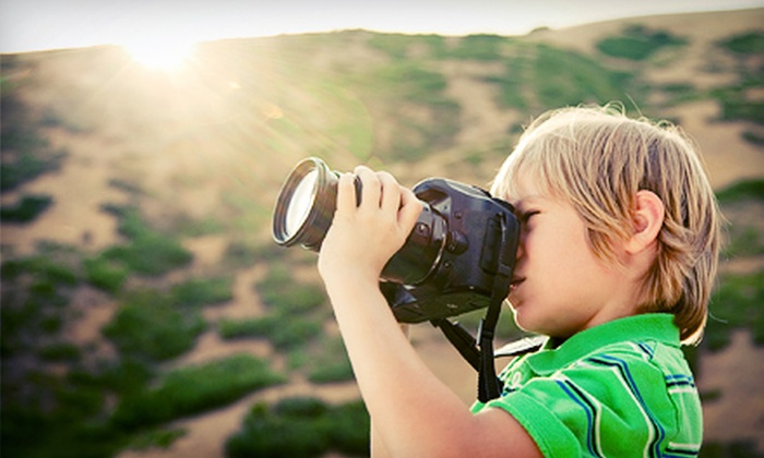 Beaux Arts Photography - Plano: Five-Day Kids' Summer Photography Camp for One or Two Kids at Beaux Arts Photography (50% Off)