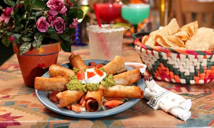 Alamo Mexican Grill and Cantina - Newbury Park: Mexican Cuisine for Two or Four or More at The Alamo Bar and Grill (40% Off)