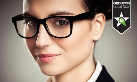 Okulary korekcyjne: 19,99 zł za groupon wart 300 zł i więcej opcji w Optyk Solskiego