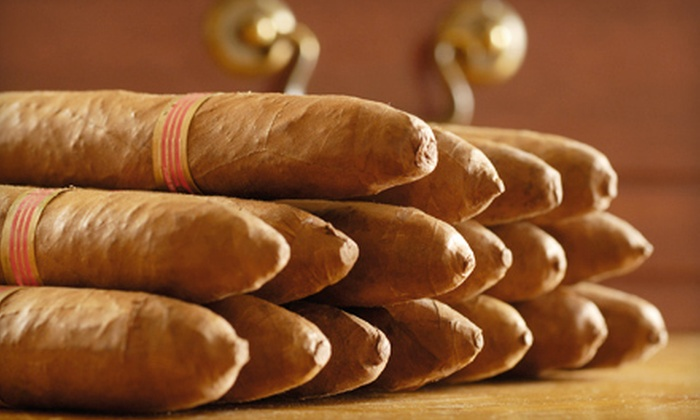 Hoboken Premium Cigars - Hoboken: $50 Worth of Imported Cigars and Cases
